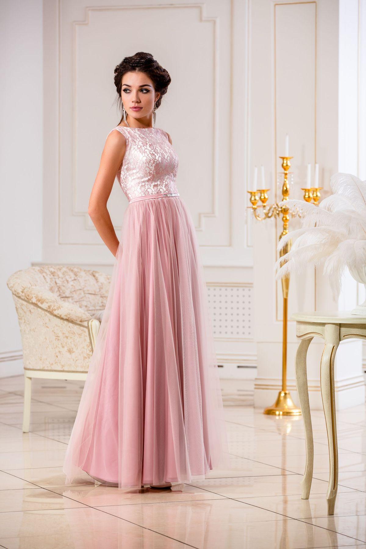 Вечерние платья шароновой