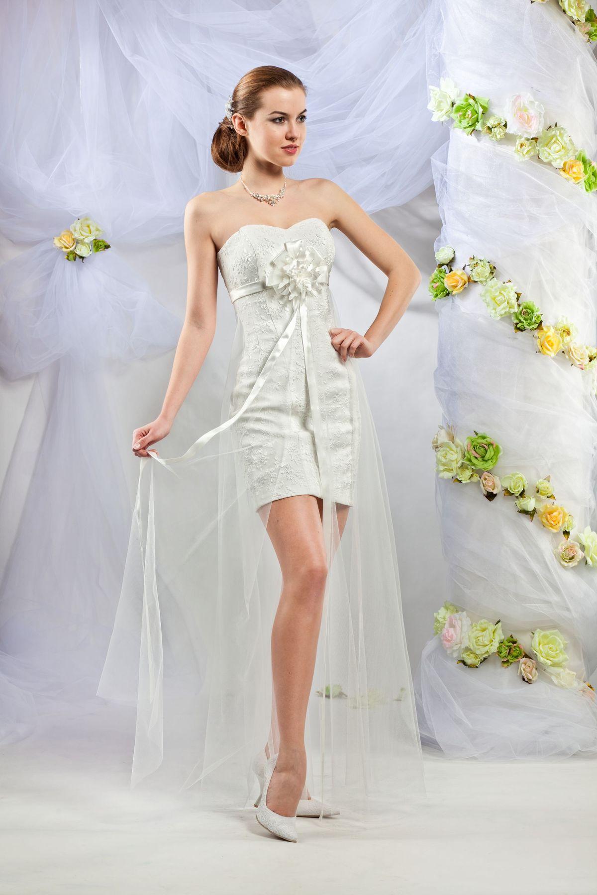 Www.Короткие Свадебные Платья