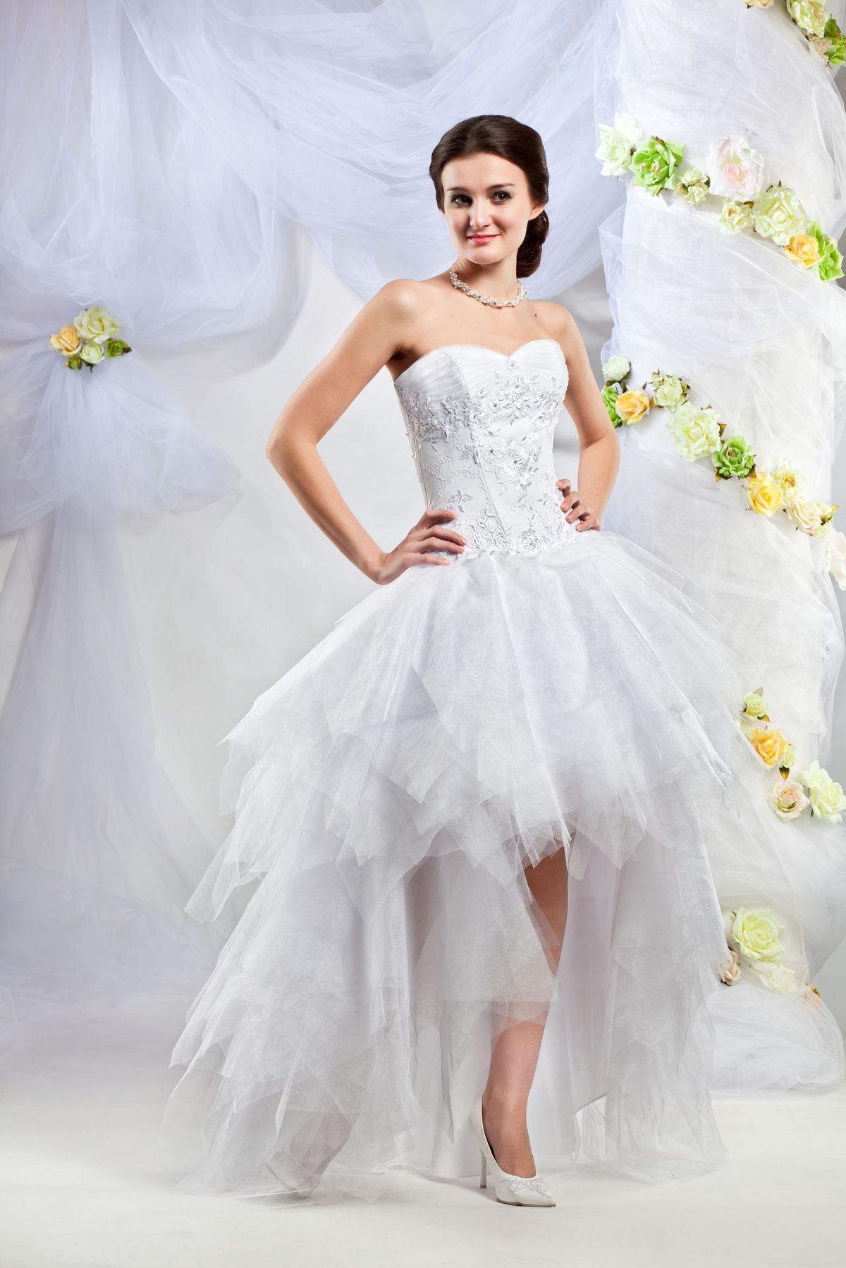 Купить Короткое Свадебное Платье В Москве Недорого До 5000
