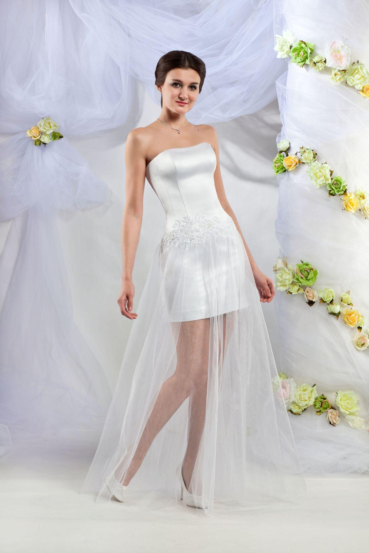 Короткие Свадебные Платья 2017 Фото И Цены